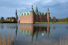 Free Frederiksborg Palace In Hillerod, Denmark Stock Photo - 25437270