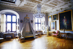 Frederiksborg Slot (Castle) The hang out room Stock Photos