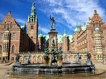 Frederiksborg slot Stock Image