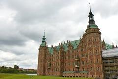 Frederiksborg slot Royalty Free Stock Photos