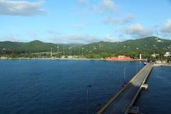 Frederiksted, święty Croix, Dziewicze wyspy Obraz Royalty Free