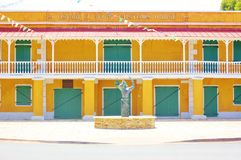 Frederiksted us virgin islands custom house royalty free stock photo