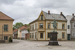 Fredrikstad Imagem de Stock
