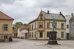 Fredrikstad Stock Image