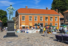 Fredrikstad, Norway Stock Image