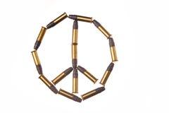 fredsymbol Royaltyfri Bild
