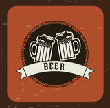 Free beers Royalty Free Stock Photos