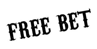Free Bet rubber stamp Royalty Free Stock Photo