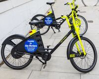 Free Bike Usage for Key Workers