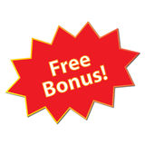 Free bonus Stock Image