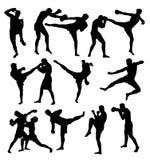 Free Boxing Sport activity Stock Image