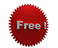 Free button Stock Images