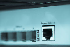 Free Channrl Hub Server Internet royalty free stock image