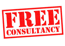 FREE CONSULTANCY Royalty Free Stock Image