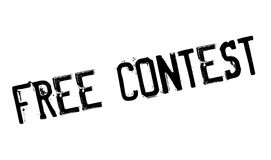 Free Contest rubber stamp Royalty Free Stock Image