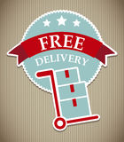 Free delivery Stock Images