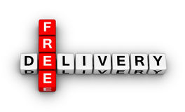 Free delivery icon Stock Images