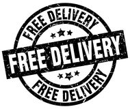 Free Free Delivery Stamp Stock Photos - 122423833