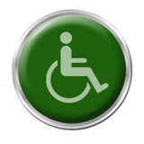 Free for Disabled Royalty Free Stock Image