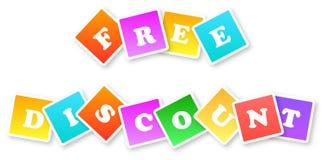 Free Discount Stock Image