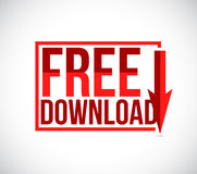 Free download arrow sign illustration design Royalty Free Stock Images