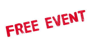 Free Event rubber stamp Royalty Free Stock Photo