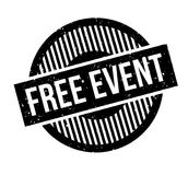 Free Event rubber stamp Stock Images