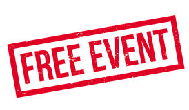 Free Event rubber stamp Royalty Free Stock Photos
