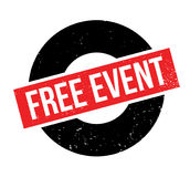 Free Event rubber stamp Royalty Free Stock Images