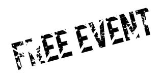 Free Event rubber stamp Stock Photos