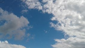 Free feeling in the sky.... stock photos