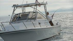Free fishing time Royalty Free Stock Image