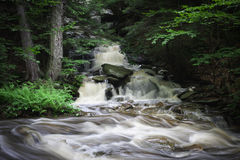 Free Flowing Creek Royalty Free Stock Images