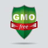 Free genetically modifies plants. Sign Royalty Free Stock Images