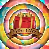 Free gift Stock Photos