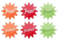 Free, Gratuit Stock Images