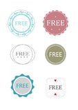 FREE ICON VECTOR Royalty Free Stock Image