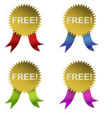 Free lable Royalty Free Stock Images