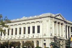 Free Library, Philadelphia, PA Stock Photography