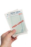 Free Lunch Royalty Free Stock Photos