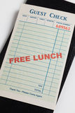 Free Lunch Royalty Free Stock Photo