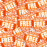 Free paper stickers Stock Images