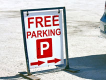 Free Free Parking Royalty Free Stock Images - 16115639