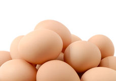 Free Range Eggs Royalty Free Stock Image