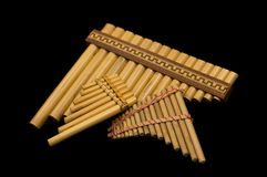 Free Reed Aerophone, Musical Instrument, Pipe, Flageolet Stock Photos