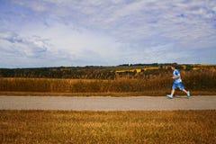 Free Running Stock Image