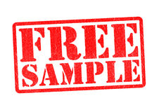 FREE SAMPLE Royalty Free Stock Images