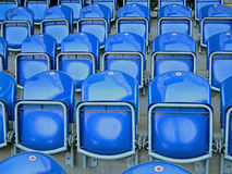 Free seats Stock Image