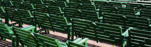 Free seats Stock Images