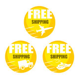 Free shipping Stock Image
